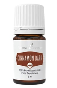 Cynamon / Cinnamon Bark olejek spożywczy Young Living 5 ml